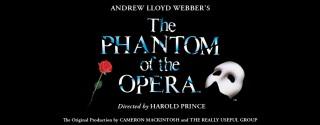 The Phantom Of The Opera afiş