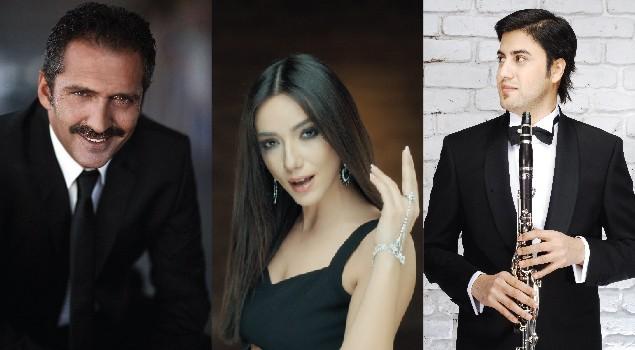 Yavuz Bing Yk Rman Serkan Bingol Oyku Gurman Cagri Konseri