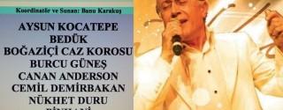 Ali Kocatepe 50.Yıl Konseri afiş