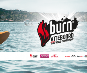 Burn Kiteboard 2014