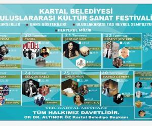Kartal Belediyesi Uluslararası Kültür Sanat Festivali