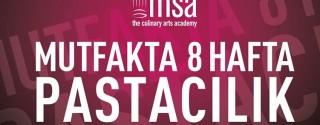 MSA – Mutfakta 8 Hafta Pastacılık afiş