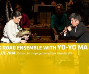 SILK ROAD ENSEMBLE WITH YO-YO-MA KONSERİ