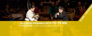 SILK ROAD ENSEMBLE WITH YO-YO-MA KONSERİ afiş