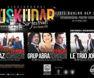 Uluslararası Üsküdar Şiir Festivali