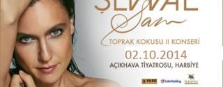 Şevval Sam Konseri afiş