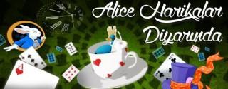 Alice Harikalar Diyarında Tiyatro afiş