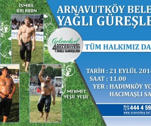 Arnavutköy Belediyesi Yağlı Güreşleri