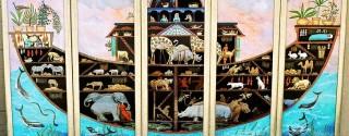 Cam Altında Seyahat – Sürrealizm – Mitoloji afiş
