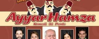 Ayyar Hamza Tiyatro afiş