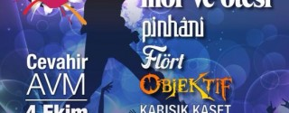 Şişli'de Genç Cumartesi Konserleri afiş