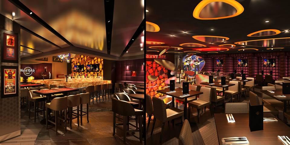Hard Rock Cafe İstanbul afi�
