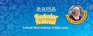 Kadınlar Festivali – Safiye Soyman Konseri afiş