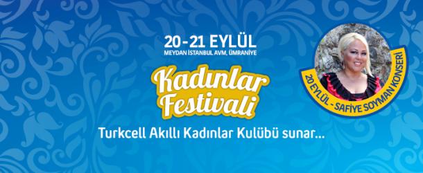 Kadınlar Festivali – Safiye Soyman Konseri