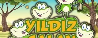 Yıldız Çalan Kurbağa Çocuk Tiyatrosu afiş