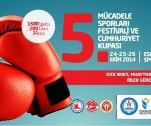 Mücadele Sporları Festivali ve Cumhuriyet Kupası