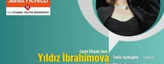Yıldız İbrahimova ve Tanini Trio afiş