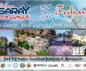 Aksaray Günleri Feshane'de