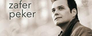 Zafer Peker Konseri afiş