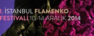 1.İstanbul Flamenko Festivali – İstanbul Ole afiş