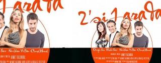 2′si 1 Arada Tiyatro afiş