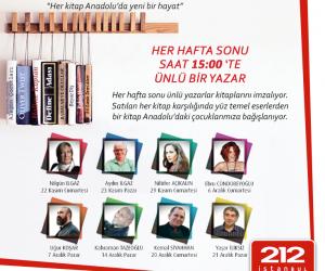 Askıda Kitap Her Kitap Anadolu'da Yeni Bir Hayat