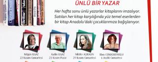 Askıda Kitap Her Kitap Anadolu'da Yeni Bir Hayat afiş
