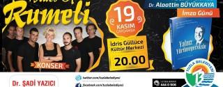Blues Of Rumeli Konseri afiş