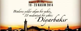 Diyarbakır Feshane Günleri afiş