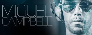Miguel Campbell Konseri afiş