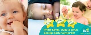 Prima Sevgi Uyku ve Oyun Şenliği afiş