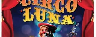 Circo Luna SİRK afiş