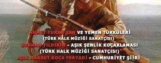 Sarıkamış'tan Çanakkale'ye afiş