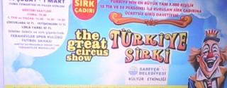 Türkiye Sirki afiş