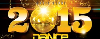 Dance The New Year Valentin 2015 afiş