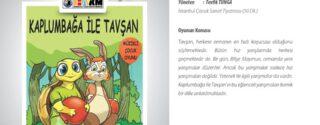 Kaplumbağa İle Tavşan Çocuk Tiyatro afiş