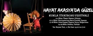 Kukla Tiyatro Festivali afiş