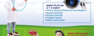 Çocuklar Meslek Atölyesi Cevahir Avm'de! afiş