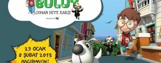 Efe İle Bulut Osman Bey'e Karşı Çocuk Tiyatrosu afiş
