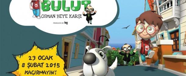 Efe İle Bulut Osman Bey'e Karşı Çocuk Tiyatrosu