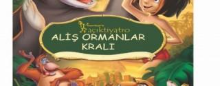 Aliş Ormanlar Kralı Çocuk Tiyatrosu Ücretsiz afiş