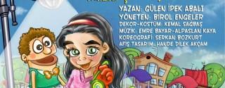 Mıknatıs Çocuk Tiyatro afiş