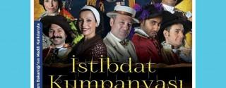 İstibdat Kumpanyası Tiyatro afiş
