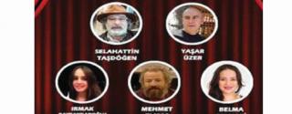 Tahta Çanak Tiyatro afiş