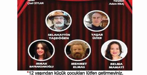 Tahta Çanak Tiyatro