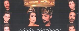 Büyük Jüstiyen Tiyatro afiş