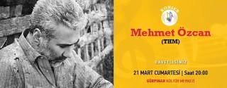 Mehmet Özcan Konseri afiş
