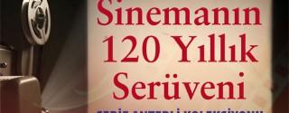 Sinemanın 120 Yıllık Serüveni afiş