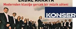 Berlin Oda Orkestrası – Erdal Akkaya Konseri afiş