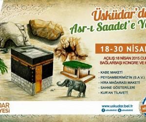 Üsküdar'dan Asr-ı Saadet'e Yolculuk